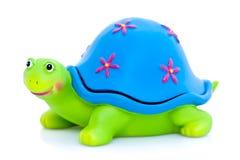 цветастая черепаха орнамента Стоковые Фотографии RF