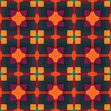 Цветастое геометрическое pattern_11 Стоковая Фотография