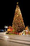 Цветастое дерево освещения Стоковое фото RF