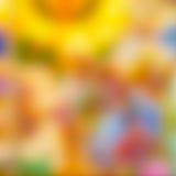 цветастое запачканное предпосылкой Стоковые Изображения RF