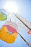 цветастое колесо ferris Стоковые Фото