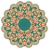 цветастое мандала Стоковое фото RF