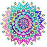 цветастое мандала Стоковая Фотография