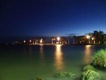 цветастое море стоковые фото
