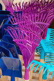 цветастое оборудование gardenning Стоковое Изображение RF