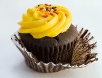цветастое обслуживание пирожня Стоковые Изображения RF