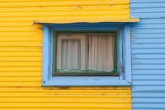 цветастое окно стоковые изображения rf