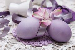 цветастое пасхальное яйцо Стоковое Фото
