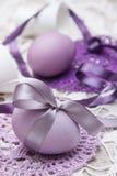 цветастое пасхальное яйцо Стоковые Фото