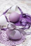 цветастое пасхальное яйцо Стоковая Фотография RF
