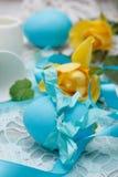 цветастое пасхальное яйцо Стоковые Фотографии RF