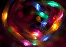 Цветастое сердце Стоковое Изображение RF