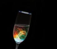 цветастое смешивание Стоковая Фотография RF
