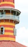 Цветастое старое классицистическое здание Стоковые Фотографии RF