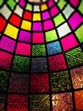 Цветастое стекло Стоковые Изображения