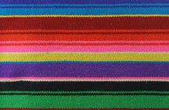 цветастое тканье картины Стоковые Фото