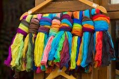 цветастое тканье Стоковая Фотография