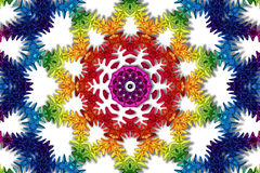 цветастое украшение стоковые изображения