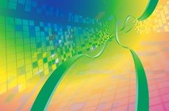 цветастое цифровое Стоковые Фото