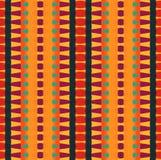 Цветастое striped pattern_1 Стоковая Фотография