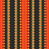 Цветастое striped pattern_2 Стоковая Фотография RF