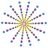 цветасто вектор бесплатная иллюстрация