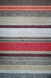 Цветасто поверхности ткани Стоковое Изображение RF