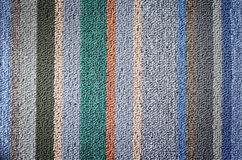 Цветасто поверхности ткани Стоковая Фотография RF