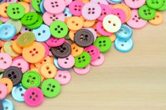 цветастые гайки Стоковая Фотография RF