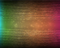 цветастые горизонтальные резьбы Стоковые Изображения