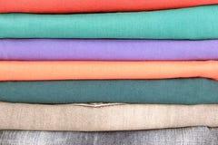 цветастые джинсыы стоковые изображения rf