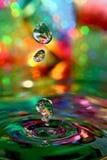 цветастые джины Стоковые Фотографии RF