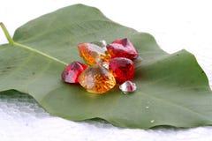 цветастые диаманты Стоковая Фотография