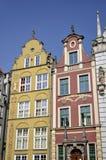 Гданьск, Польша. Стоковое Изображение RF