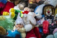 цветастые игрушки Стоковые Фото