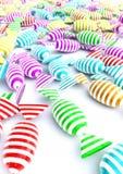 Цветастые конфеты Стоковые Фото