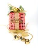 Цветастые коробки подарка Стоковое Изображение RF