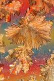 цветастые кристаллы Стоковые Изображения