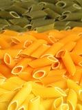 цветастые лапши Стоковые Фотографии RF