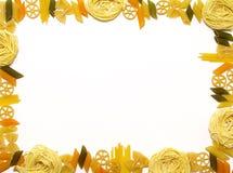 цветастые лапши Стоковое Фото