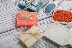 цветастые мыла Стоковое Фото