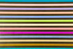 цветастые нашивки бумаги grunge Стоковое фото RF