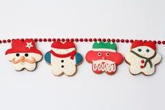 цветастые печенья Стоковое Фото