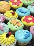 цветастые пирожня Стоковое Изображение