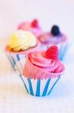 цветастые пирожня Стоковое Изображение RF