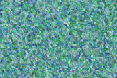цветастые плитки текстуры Стоковая Фотография