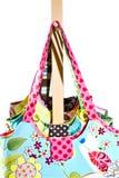 цветастые повелительницы сумок стоковая фотография