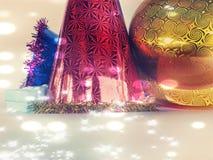 цветастые поставкы партии Стоковое фото RF
