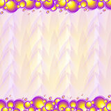 Цветастые пузыри иллюстрация штока