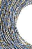 Цветастые пуки кабелей Стоковые Фото